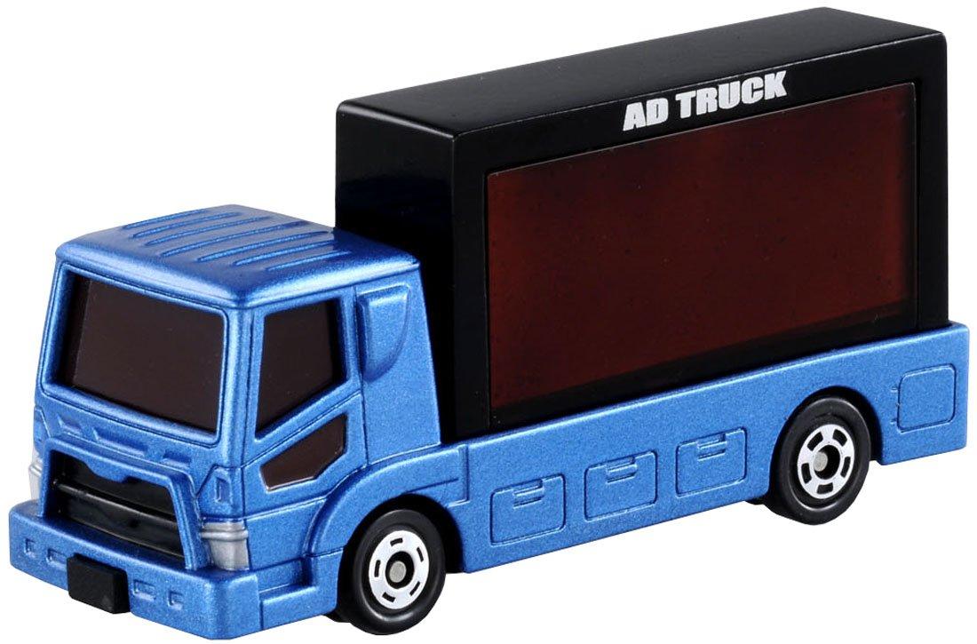 トミカ テコロジートミカ TT-07 アドトラック B00564YKGK