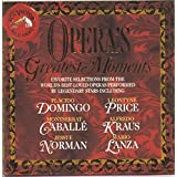 Opera's Greatest Moments - Favourite Selections From The World's Best Loved Operas