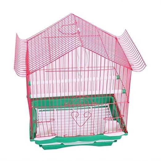 Jaulas para pájaros Modelo pequeño Jaula de pájaros Jaula de ...