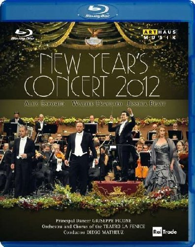 La Fenice Theater Chorus - New Year\'s Concert 2012 (Blu-ray)