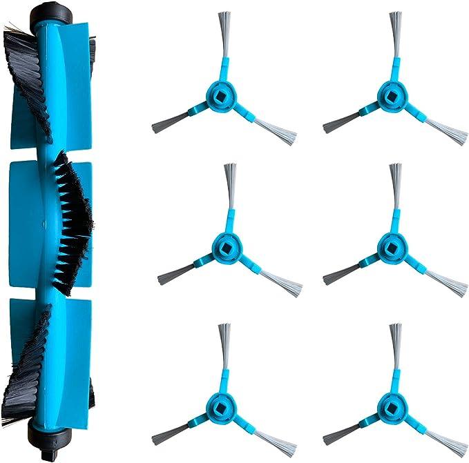 Zealing Repuesto para Cecotec Conga 3090 Robot Aspirador Kit de ...