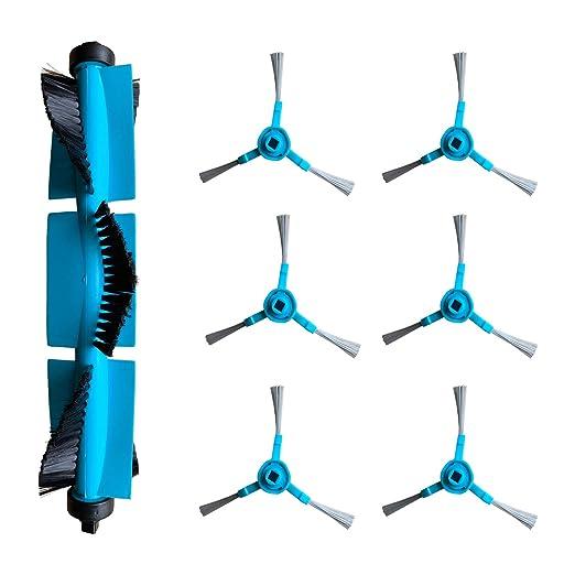 Zealing Repuesto para Cecotec Conga 3090 Robot Aspirador Kit ...