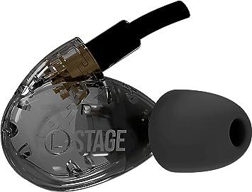 b549bd38f Xtreme Stage - Preto Translúcido - Fone de Ouvido In Ear: Amazon.com ...