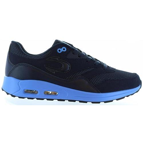 b3a19575e3e Zapatillas Deporte de Hombre John Smith Risen 16I Azul Marino  Amazon.es   Zapatos y complementos