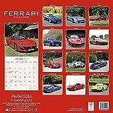 Ferrari Calendar- Calendars 2021 - 2022 Wall