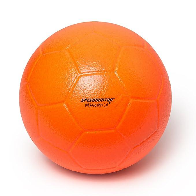 Speedminton Fútbol, 21 cm - Pelota de gomaespuma, Unisex, Fußball ...