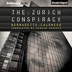 The Zurich Conspiracy Audiobook