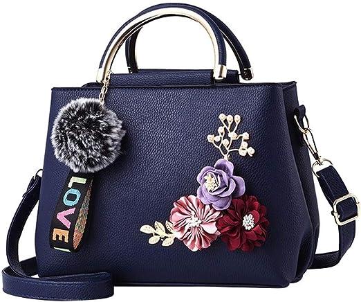 Bolsos de lujo con flecos a la moda para mujer, bolsos con
