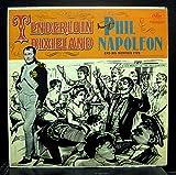 Phil Napoleon Tenderloin Dixieland vinyl record