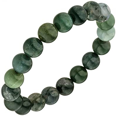 support stephense dhgate bracelet stone relief stress anxiety natural product emotional jewelry moss from agate