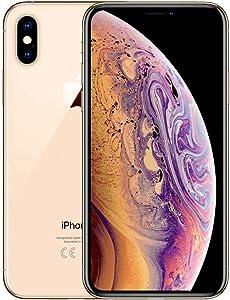 Apple iPhone XS Max, 256GB, Gold - GSM Unlocked (Renewed Premium)