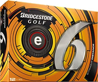 Bridgestone Golf 2013 e6 Golf Balls (Pack of 12)