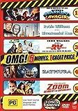Sharkboy and Lavagirl + The Bicentennial Man + RV - Runaway Vacation + Zathura + Zoom [5 Movies 3 Discs] [NON-USA Format / PAL / Region 4 Import - Australia]