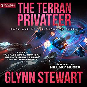 The Terran Privateer Hörbuch