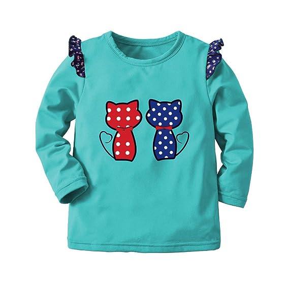Felpe Senza Natale Ragazza Blouse Cappuccio Camicie Elegante Bambine rrqWC8fw