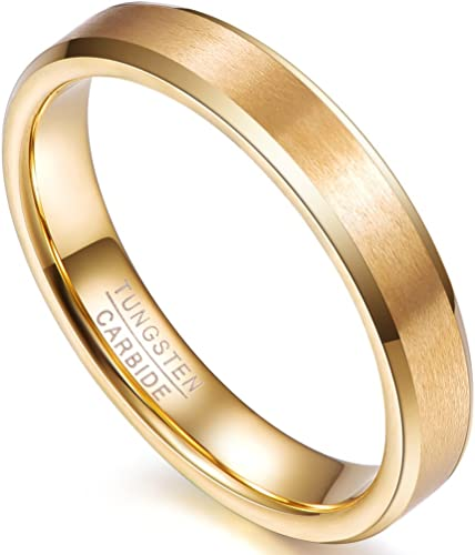 bague de fiancaille femme d'or