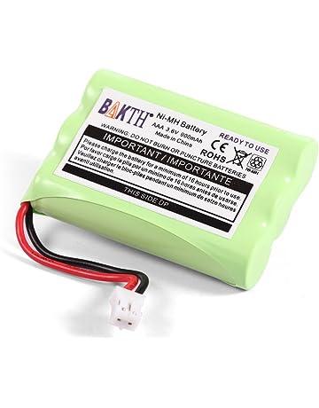 P71029B. pour votre babyphone /écoute-b/éb/é babytalker Tomy BabyPhone LP175N LP175 P71029B remplace LP175N 2.4V vhbw NiMH batterie 850mAh P71029
