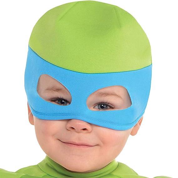 Amazon.com: Amscan - Disfraz de tortugas Ninja Leonardo ...