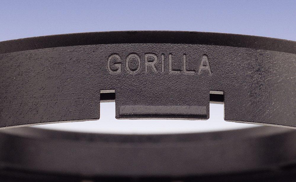 Gorilla Automotive 67-5615 Wheel Hub Centric Rings 67mm OD x 56.15mm ID Pack of 4