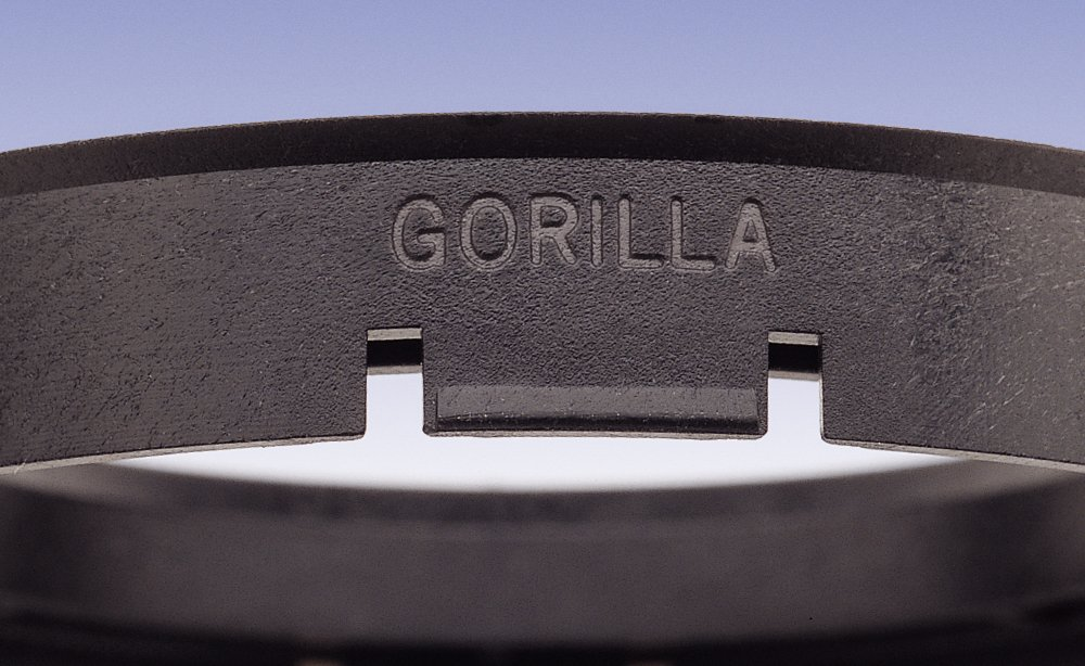 Gorilla Automotive 73-6606 Wheel Hub Centric Rings (73mm OD x 66.06mm ID) - Pack of 4 by Gorilla Automotive (Image #3)
