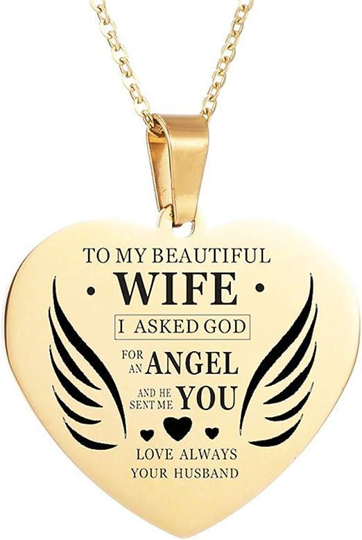 Girl Metal Love Heart Shape Creative Fashion Jewelry Necklace Pendant Gift