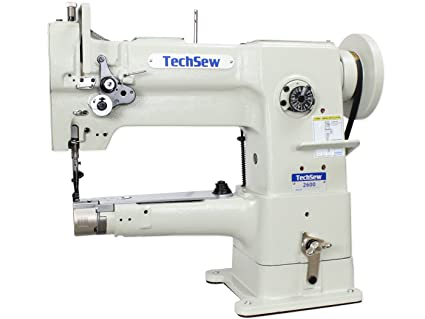 Amazon TechSew 40 Narrow Cylinder Leather Walking Foot New Industrial Walking Foot Sewing Machine