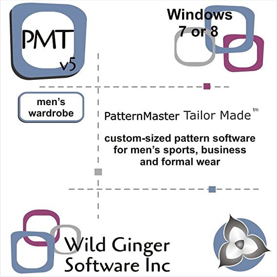 Amazon.com: PatternMaster Tailor Made v6 Sewing Pattern Software ...