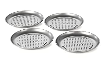 Calphalon 4 Pack 7-Inch Pizza Pan