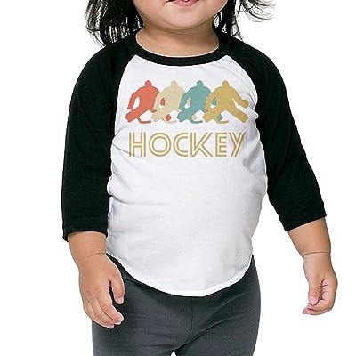 SH-rong Retro Hockey Pop Art Toddler Essential T-shirt