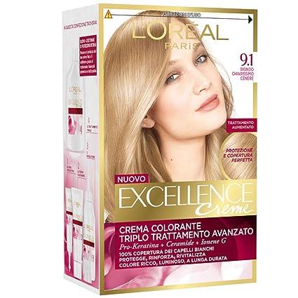 Crema colorante capelli bianchi