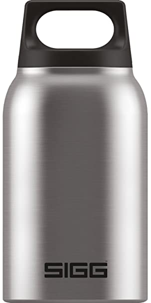 Sigg Hot Und Cold Jar Brushed Food Container Trinkflasche Amazonde