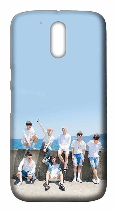 Zupaco BTS Army Kpop Fan Art Printed Designer Hard: Amazon in