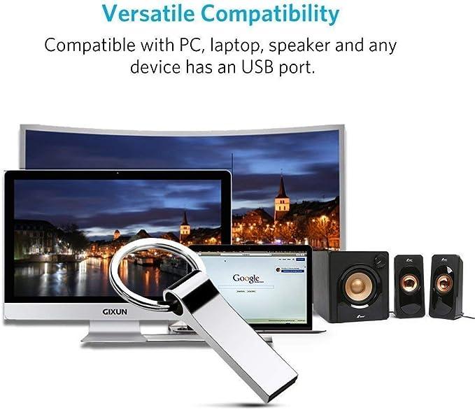 HBVA - Memoria USB portátil para Almacenamiento de Datos (2 TB ...