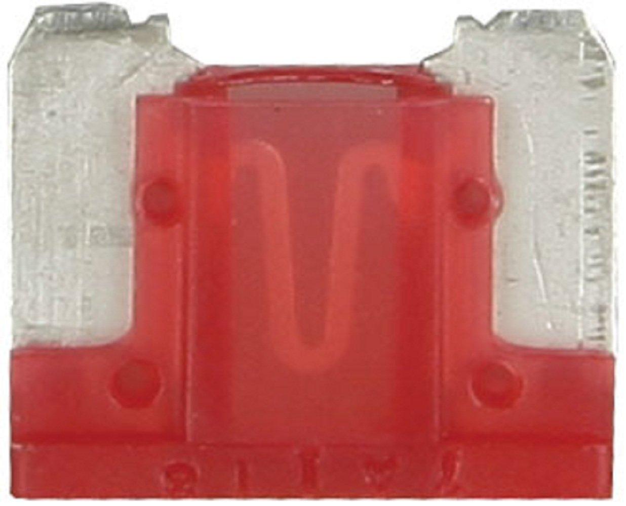 Install Bay USATMLP7.5-5 - 7.5 Amp Low Profile ATM Mini Fuse, 5-Pack Metra Electronics Corporation