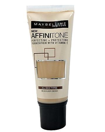 maybelline affinitone color chart cold tones: Amazon com maybelline affinitone unifying foundation cream 30ml