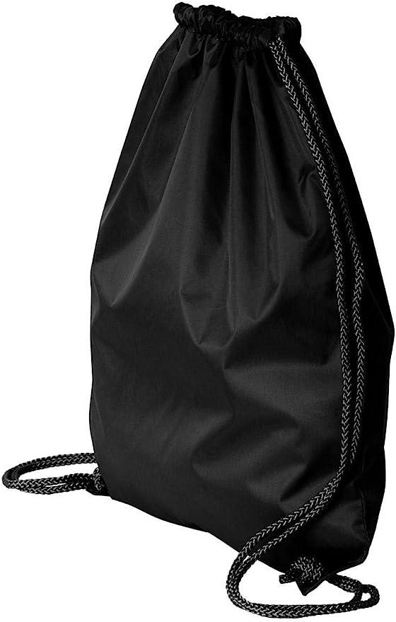 Hippie Beach Backpack Brown Zig Zag Drawstring Bag For Gym Big Chevron Carryall Backpack Unisex Everyday Bag Large Funky Yoga Bag