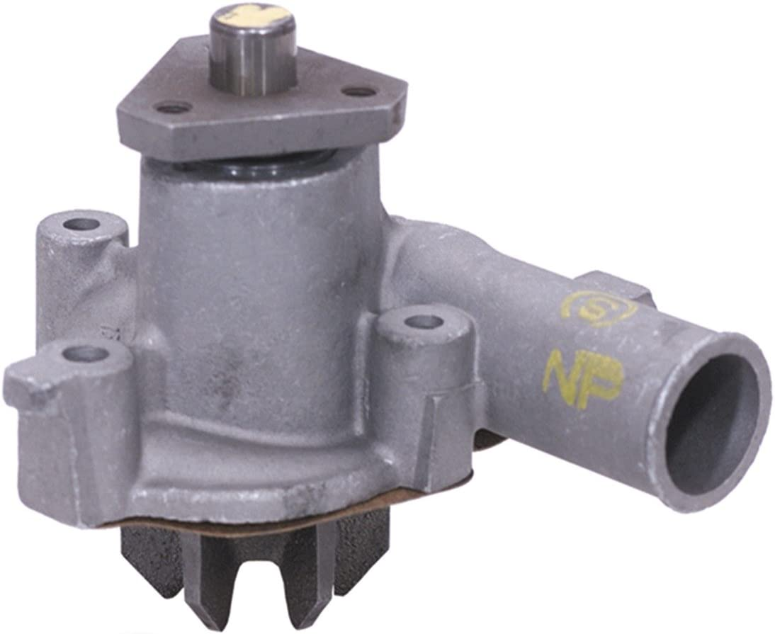 Cardone 57-1604 Remanufactured Import Water Pump A1 Cardone