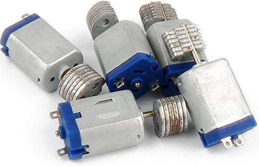 5PCS 10x2.7mm 3V Mobile Phone Vibrating Motor Flat Coin Vibration Mini Vibrator