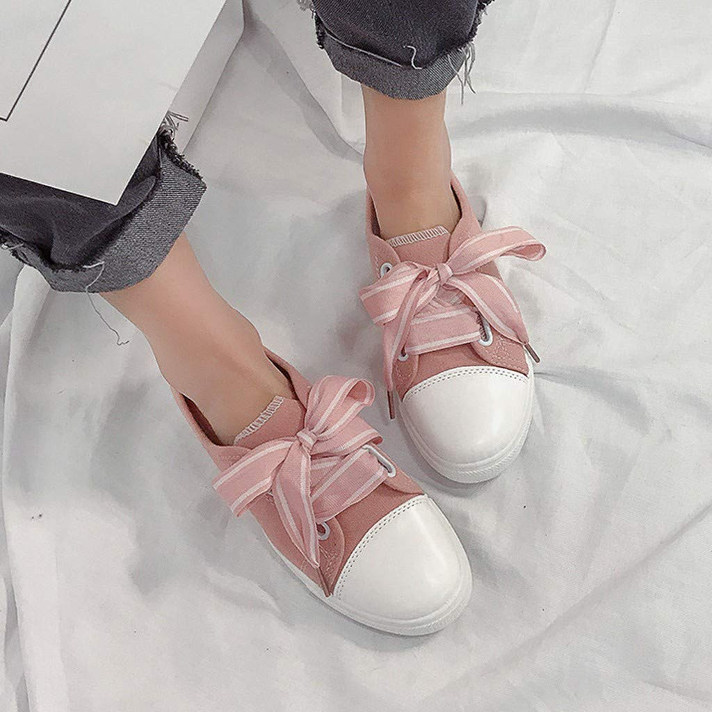 Shoes for Women Flats Comfortable Slip On Fasion Canvas Shoes Flat Sports Running Shoes Spring Summer Shoes