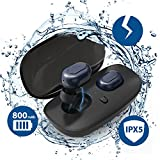 Best Ear Headphones With Advanced - Tiamat True Wireless Earbuds, Bluetooth Headphones, Advanced Mini Review