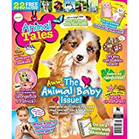 1-Year (6 Issues) of Animal Tales Magazine Subscription