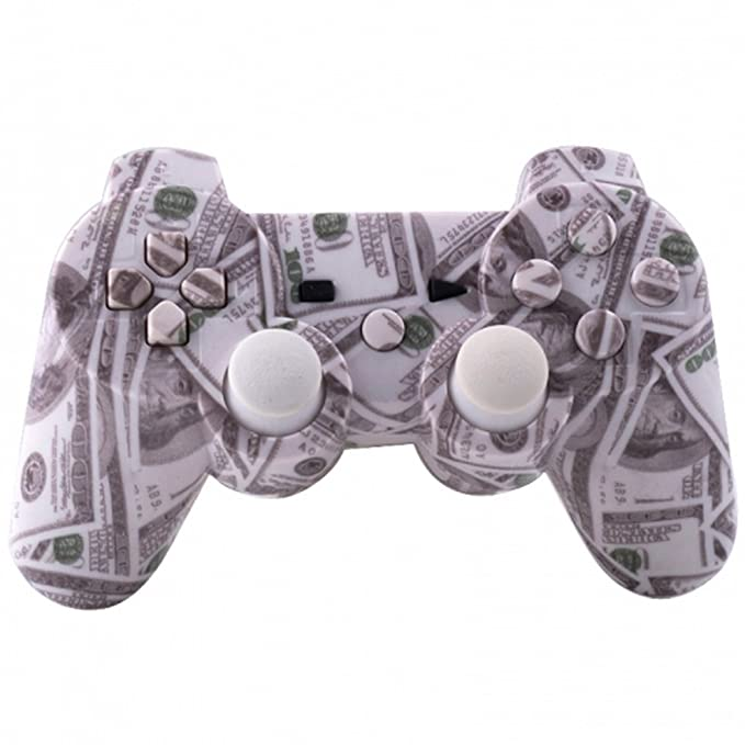 PS3 - Carcasa para Mando a Distancia $100 Dollar: Amazon.es ...
