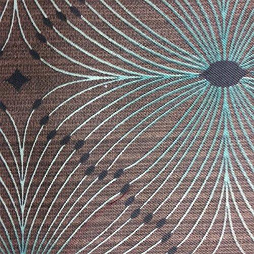 Prestige Furnishings Futon Cover - Premium Cotton Print Q9 - Handmade in USA - Full (54