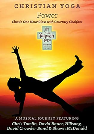 Amazon.com: Christian Yoga Classic Power DVD with Courtney ...