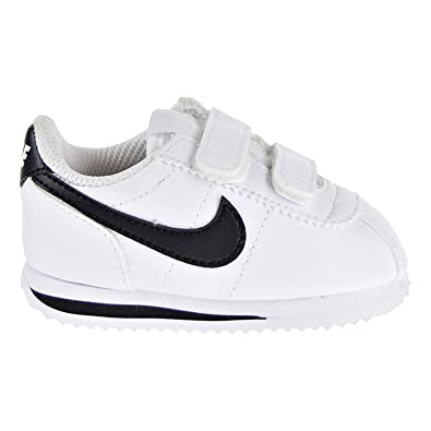 3f9f49640f0 Nike Cortez Basic SL Toddler s Shoes White Black 904769-102 (4 M US