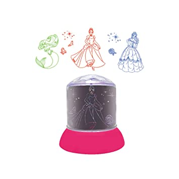 LEXIBOOK Disney Princesas - Luz Nocturna, quitamiedos con ...