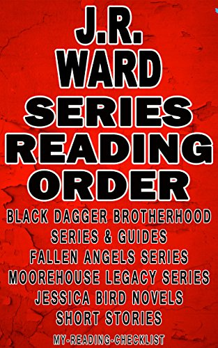 Amazon jr ward series reading order my reading checklist jr ward series reading order my reading checklist black dagger brotherhood series fandeluxe Choice Image