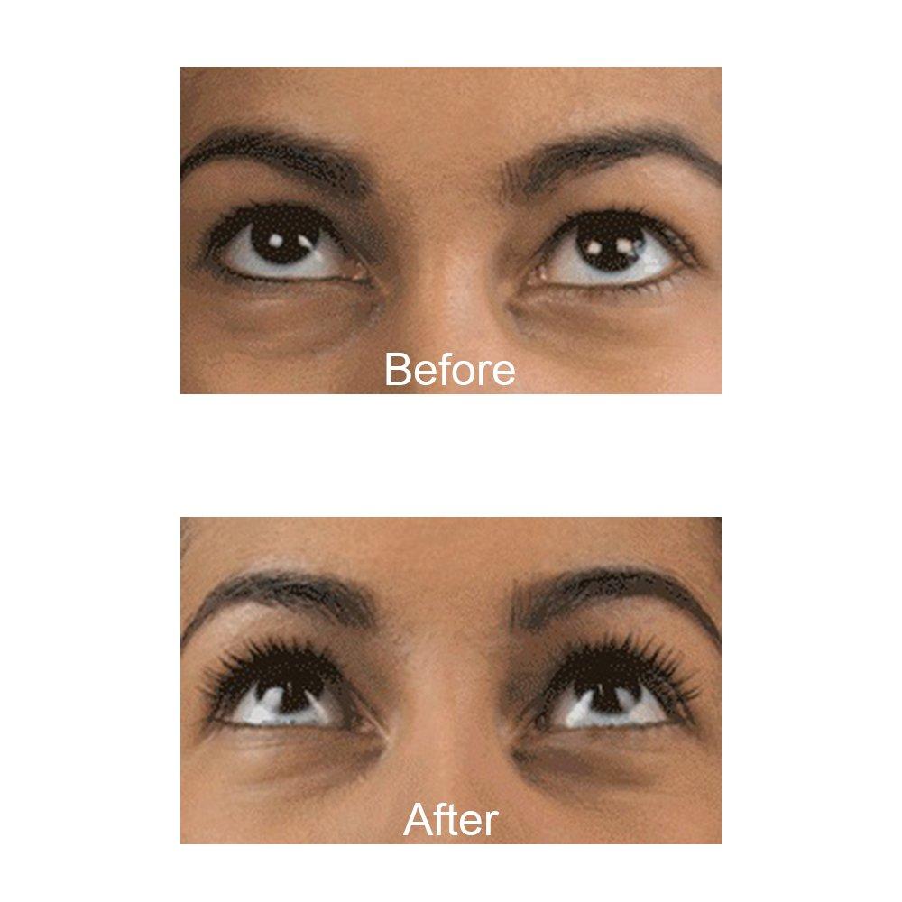 VEGAMOUR Vegalash Volumizing Mascara (Black/Noir) - Vegan Cruelty-free Mascara with Eyelash Enhancement Serum, Natural Plant Based Formula Conditions and Nourishes Lashes for Healthy Growth by VEGAMOUR (Image #8)