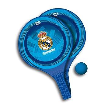 Real Madrid C.F.. - Conjunto de palas para playa con pelota (Unice ...