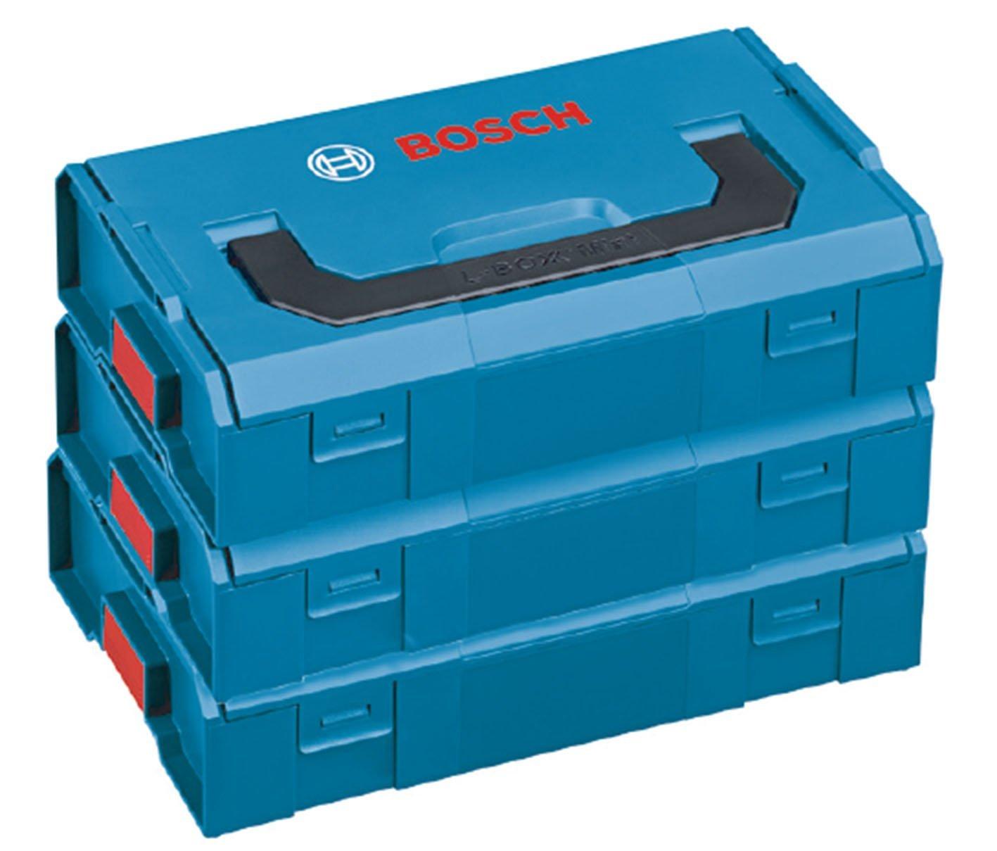 BOSCH(ボッシュ) L-BOXX(エルボックス) ボックスミニ 3個セット L-BOXX-MINI3